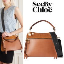 See by Chloe Leather Shoulder Bags