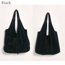 Free People Casual Style Plain Totes