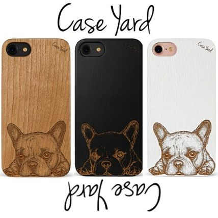 Unisex Other Animal Patterns Made of Wood iPhone 8