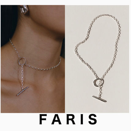 Casual Style Handmade Silver Necklaces & Pendants
