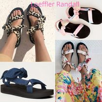Loeffler Randall Casual Style Footbed Sandals Flat Sandals