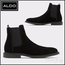 ALDO [ALDO] Suede Leather Chelsea Ankle Boots - Bentworth