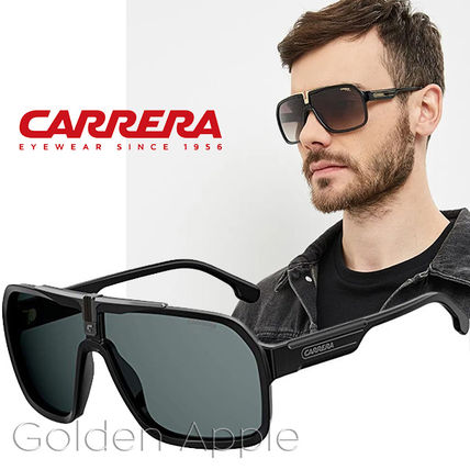 Unisex Tear Drop Sunglasses