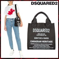 D SQUARED2 2WAY Leather Handbags