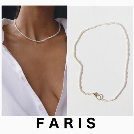 Casual Style Handmade 14K Gold Necklaces & Pendants