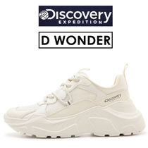 Discovery EXPEDITION Unisex Low-Top Sneakers