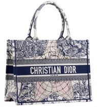 Christian Dior Casual Style Unisex Canvas Street Style A4 Office Style