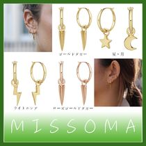 MISSOMA Casual Style Street Style Brass Fine