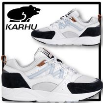 KARHU Casual Style Unisex Street Style Low-Top Sneakers
