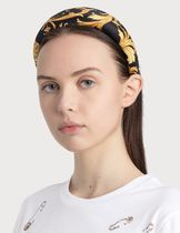 VERSACE Casual Style Street Style Headbands