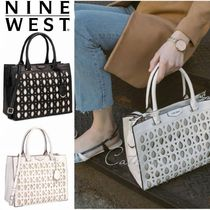 Nine West Casual Style 2WAY Plain Party Style Office Style