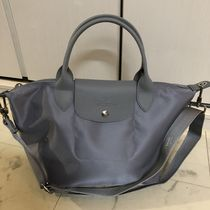 Longchamp LE PLIAGE NEO Nylon 2WAY Plain Handbags