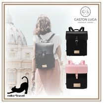 GASTON Casual Style Backpacks