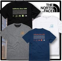 THE NORTH FACE Street Style Outdoor T-Shirts