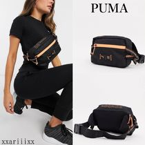 PUMA Casual Style Unisex Street Style Shoulder Bags
