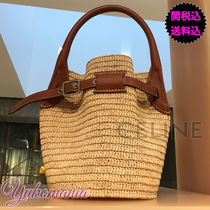 CELINE Big Bag Leather Handbags