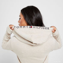 Tommy Hilfiger Sweat Long Sleeves Plain Logo Hoodies & Sweatshirts