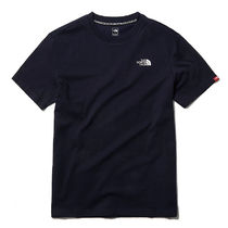 THE NORTH FACE More T-Shirts Unisex Street Style U-Neck Plain Short Sleeves Outdoor 5
