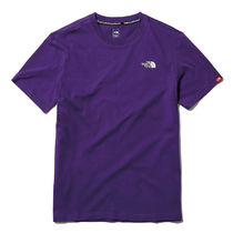 THE NORTH FACE More T-Shirts Unisex Street Style U-Neck Plain Short Sleeves Outdoor 8
