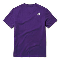 THE NORTH FACE More T-Shirts Unisex Street Style U-Neck Plain Short Sleeves Outdoor 9