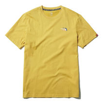 THE NORTH FACE More T-Shirts Unisex Street Style U-Neck Plain Short Sleeves Outdoor 14