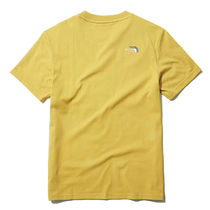 THE NORTH FACE More T-Shirts Unisex Street Style U-Neck Plain Short Sleeves Outdoor 15