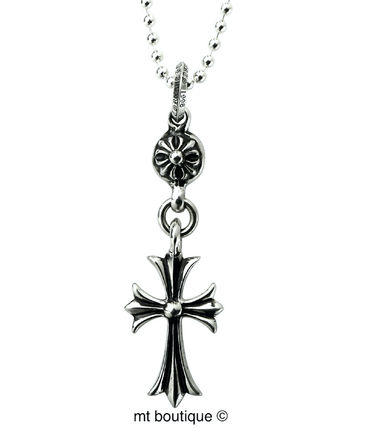 CHROME HEARTS CH CROSS Chain Necklaces Necklaces & Chokers