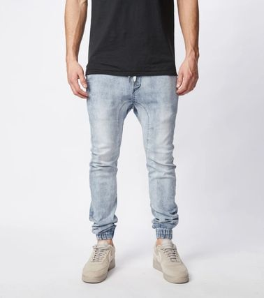 Ron Herman Denim Street Style Cotton Joggers Jeans