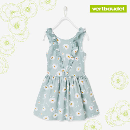Icy Color Kids Girl Dresses