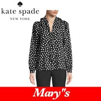 kate spade new york Casual Style Office Style Shirts & Blouses