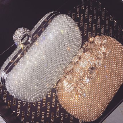 LORETA Party Style Elegant Style Formal Style  Party Bags