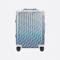 Christian Dior DIOR OBLIQUE Dior And Rimowa Cabin Suitcase
