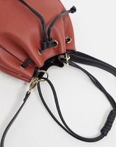 Oasis Casual Style 2WAY Plain Shoulder Bags