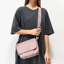 Herschel Supply Casual Style Unisex Street Style Plain Shoulder Bags