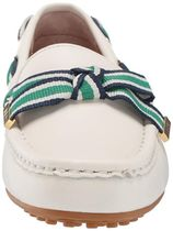 Ralph Lauren Square Toe Round Toe Casual Style Street Style Bi-color