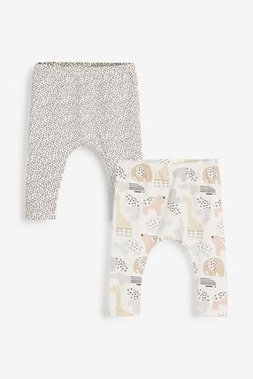 Unisex Organic Cotton Co-ord Baby Girl Bottoms