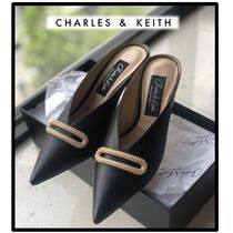 Charles&Keith Pumps & Mules