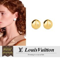 Louis Vuitton Costume Jewelry Casual Style Unisex Party Style Office Style