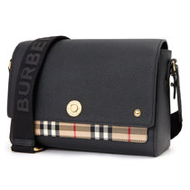 Burberry Leather Crossbody Shoulder Bags