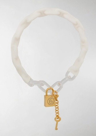 shop mm6 maison margiela jewelry
