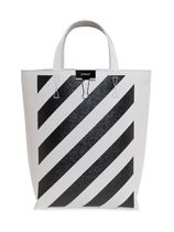 Off-White BINDER CLIP Totes