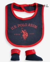 POLO RALPH LAUREN Unisex Baby Girl Bibs & Burp Cloths