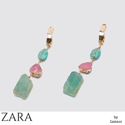 Costume Jewelry Casual Style Elegant Style Earrings