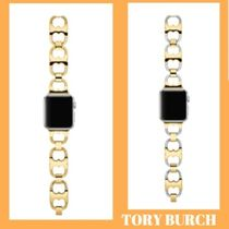Tory Burch Stainless Elegant Style Apple Watch Belt Watches