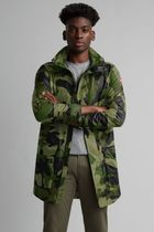 CANADA GOOSE Camouflage Street Style Trench Coats