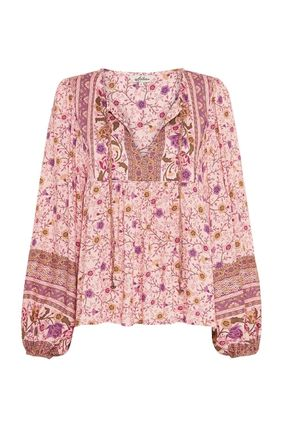 Flower Patterns Shirts & Blouses