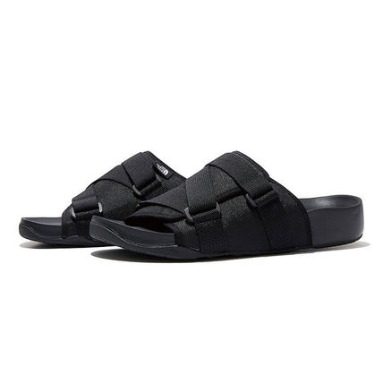 THE NORTH FACE WHITE LABEL Street Style Plain Shower Shoes Loafers & Slip-ons