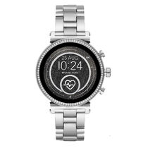 Michael Kors Casual Style Round Stainless Elegant Style Digital Watches