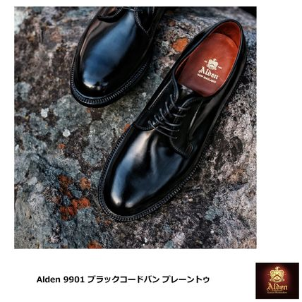 ALDEN BARRIE LAST Oxfords