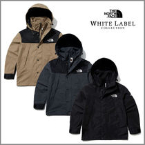 THE NORTH FACE WHITE LABEL Unisex Street Style Logo Jackets